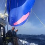 Successful sail across the Atlantic