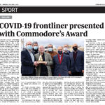Commodore's Award 2020